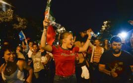 חגיגות בפורטוגל