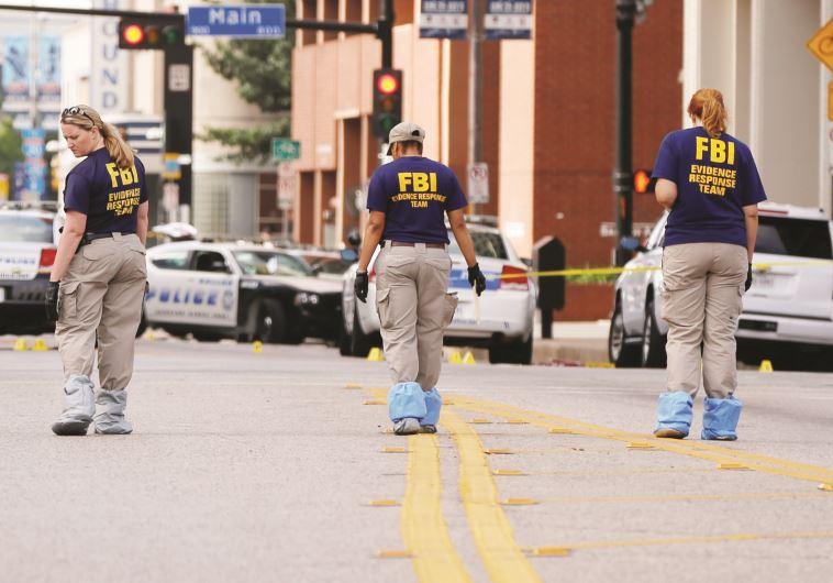הירי בדאלאס. צילום: רויטרס