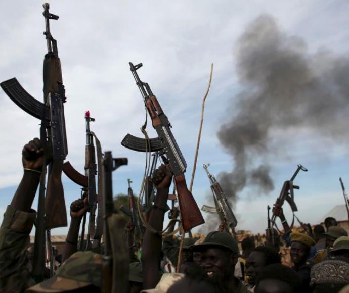 מלחמת האזרחים בדרום סודן