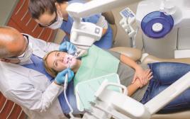 צילום אילוסטרציה, טיפול שיניים.
