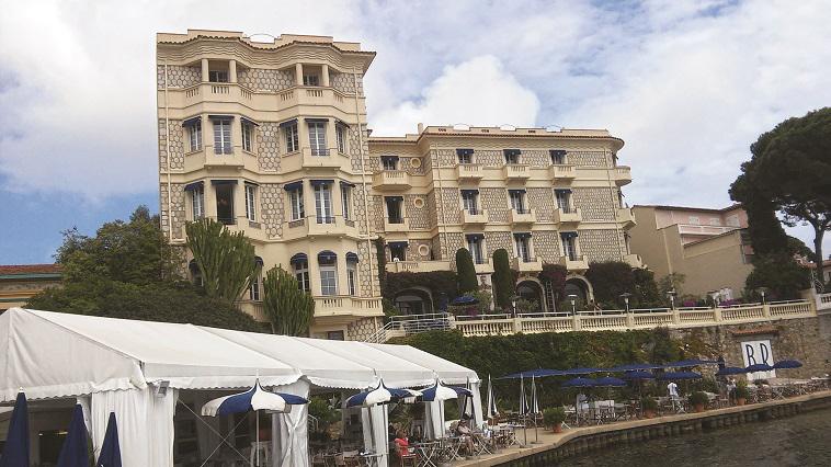מלון בל ריב בז'ואן לה-פין, צילום: מאיר בלייך