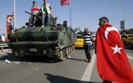 טורקיה לאחר ניסיון ההפיכה