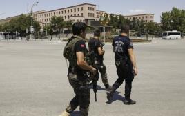 כוחות טורקים התומכים בארדואן