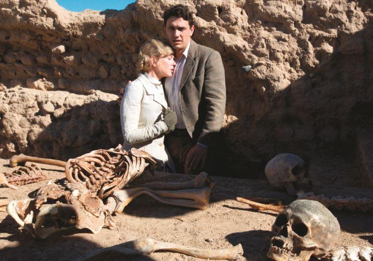 """קידמן ב""""מלכת המדבר"""". צילום: סרטי יונייטד קינג"""