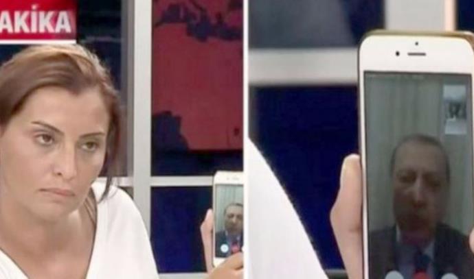 """ראיון עם ארדואן ב""""פייס-טיים"""""""
