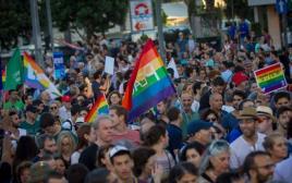 מצעד הגאווה בירושלים, קיץ 2016