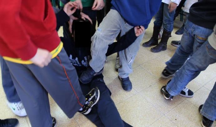 אלימות תלמידים