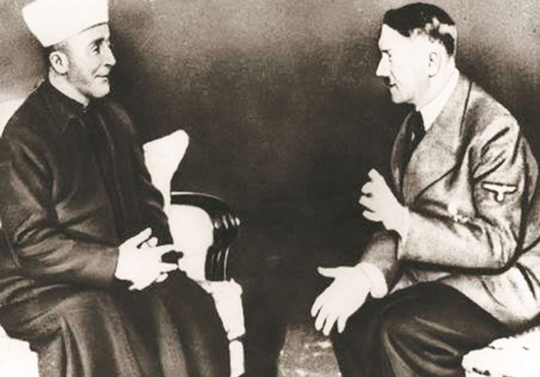 היטלר והמופתי של ירושלים