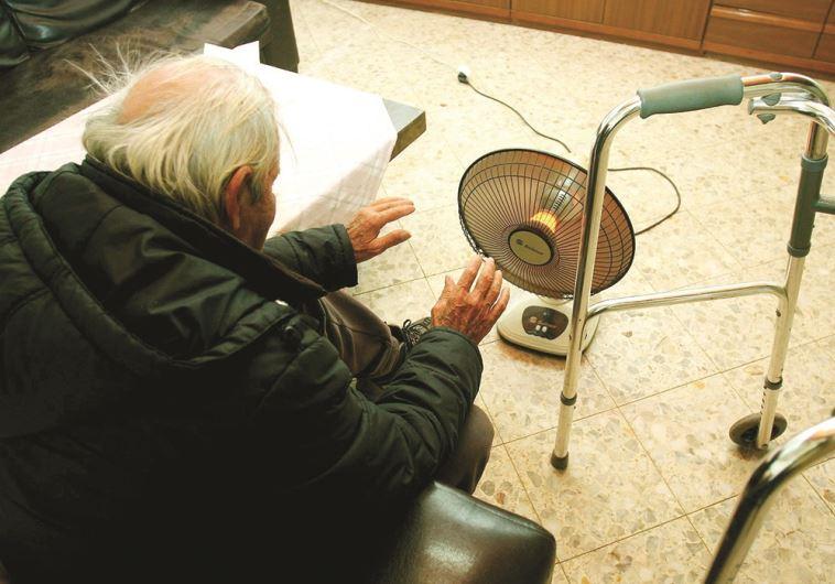 ניצול שואה (צילום: אדי ישראל, פלאש 90)
