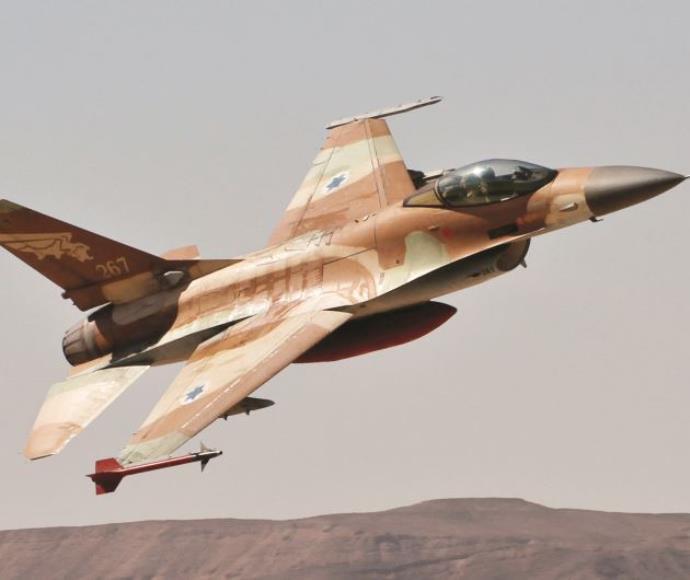 מטוס F־16
