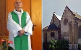 הכומר שנרצח