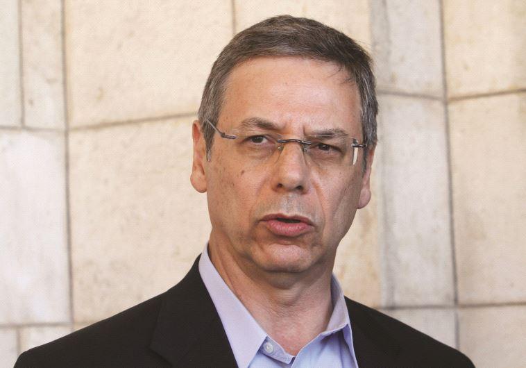 סגן שר החוץ לשעבר, דני אילון. צילום:  דני איילון צילום יואב ארי דודקביץ' פלאש 90