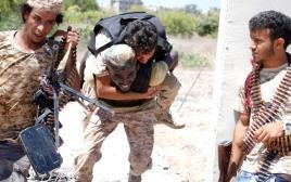 כוחות הנלחמים בדאעש בלוב