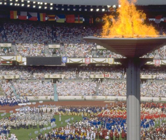 אולימפיאדת סיאול, 1988, אולימפיאדה