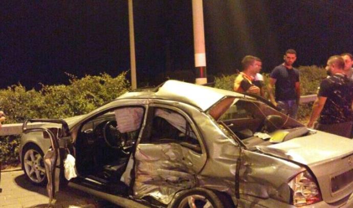 תאונת דרכים סמוך לפורדיס