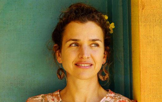 עלמה זהר (צילום: שרה פלוט)
