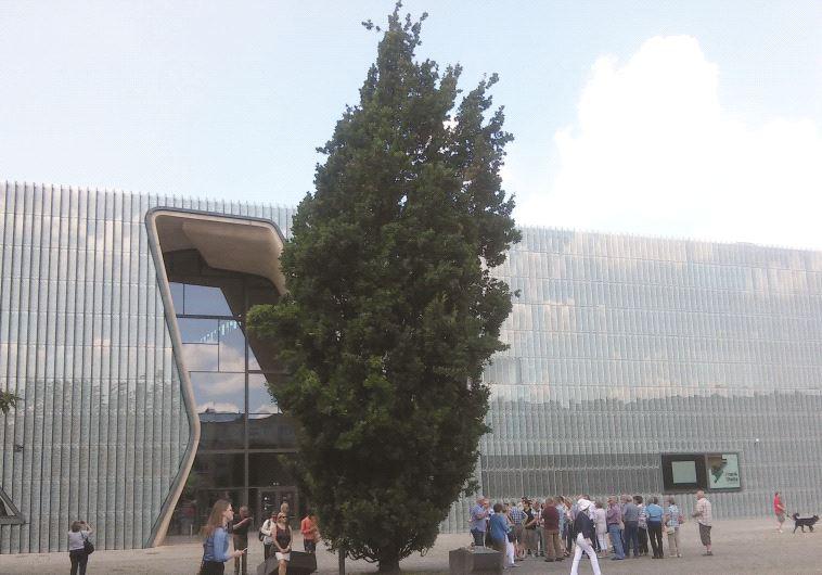 המוזיאון לתולדות יהודי פולין. צילום: מאיר בלייך