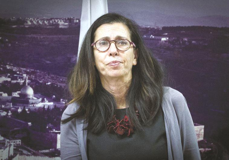 דורית סלינגר (צילום: מרים אלסטר, פלאש 90)
