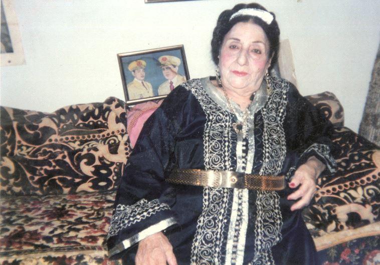 נפטרה חסרת כל וקל על מיטת סוכנות. הזמרת היהודייה-מרוקאית זוהרה אלפסיה. צילום: פנחס עמר