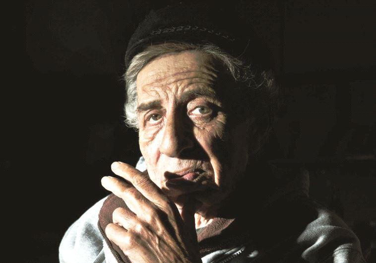 גיבור גדול. נחום היימן. צילום: פיני סילוק