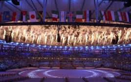 טקס נעילת אולימפיאדת ריו 2016