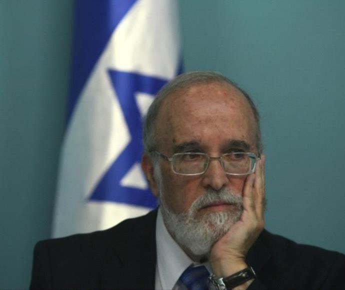 פרופ' יצחק בן ישראל