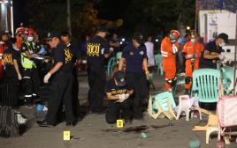 פיצוץ ב דבאו סיטי, פיליפינים
