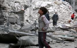 חאלב בסוריה