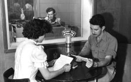 שידור בקול ישראל, שנות ה-50