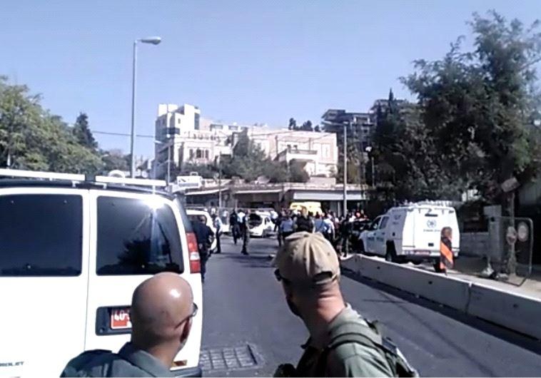פיגוע ירי בירושלים