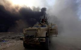 צבא עיראק במוסול