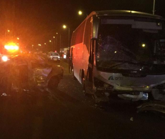 התאונה הקטלנית בנגב