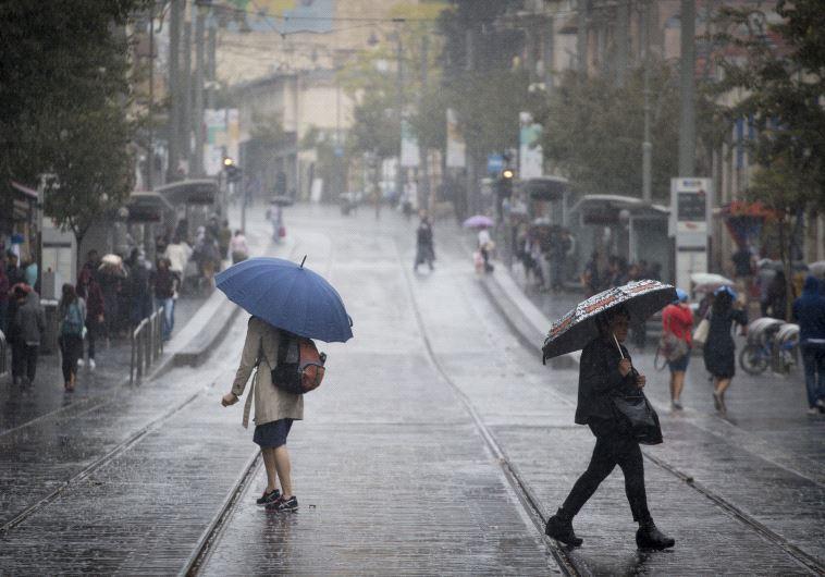 הגשם לא נראה באופק. צילום: יונתן זינדל, פלאש 90