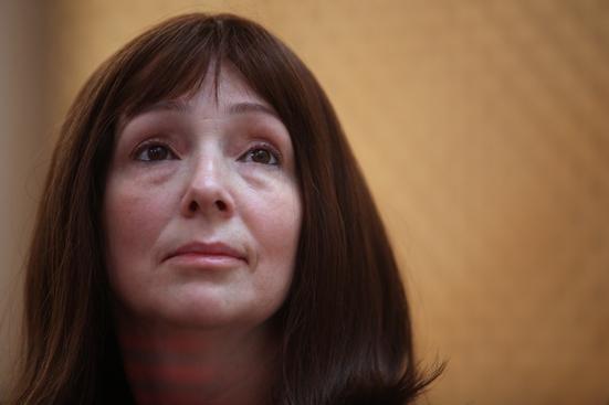 לריסה טרימבובלר (צילום: פלאש 90)