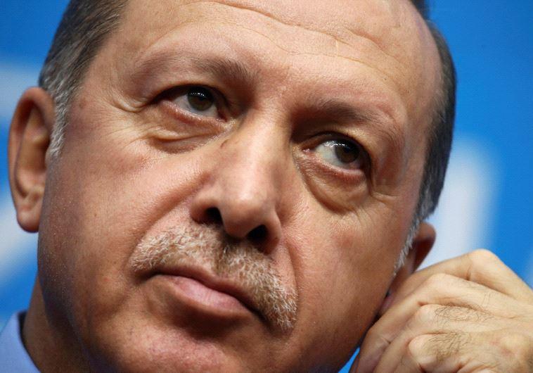 נשיא טורקיה רג'יפ טאיפ ארדואן. צילום: רויטרס
