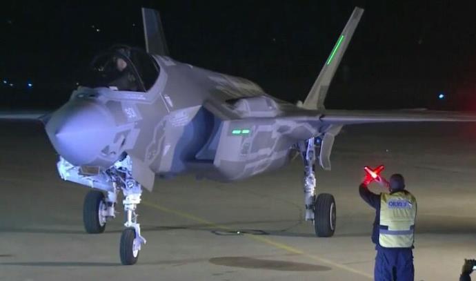 מטוס ה-F35 בישראל