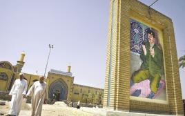 בגדד בימי סדאם חוסיין. ארכיון