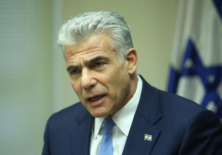 שר האוצר לשעבר יאיר לפיד. צילום: מרק ישראל סלם