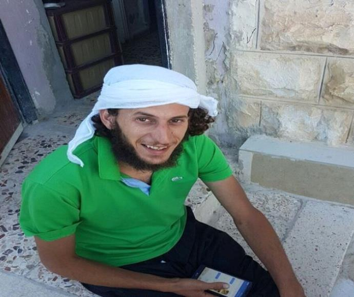 פאדי אחמד, המחבל מפיגוע הדריסה בירושלים
