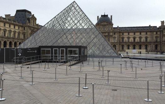 מוזיאון הלובר בפריז. ארכיון (צילום: רויטרס)