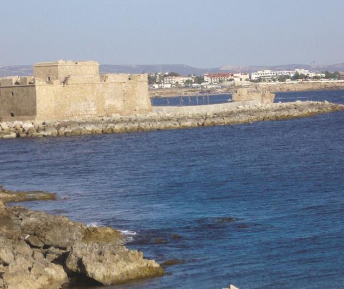 המבצר של פאפוס