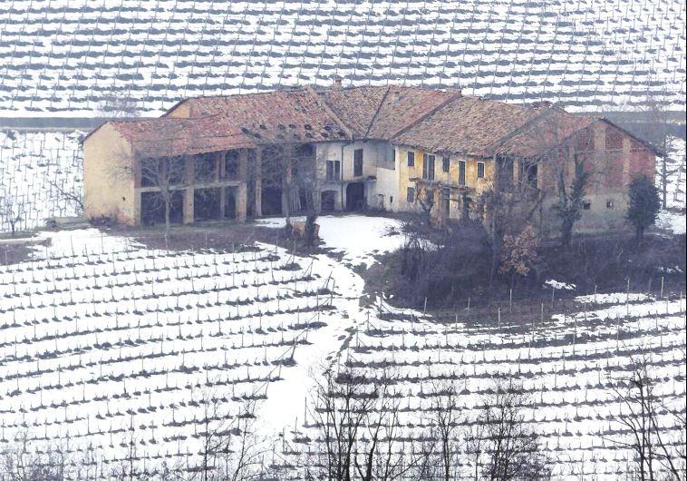 חבל לאנגה באיטליה