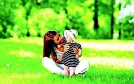 אמא וילדה