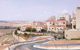 שכונה באחד הישובים ביהודה