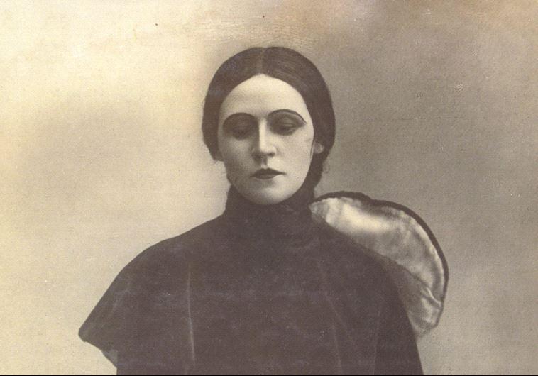 """חנה רובינא. צלם : משה מילנר, לע""""מ"""