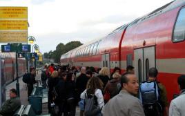תחנת רכבת בבנימינה