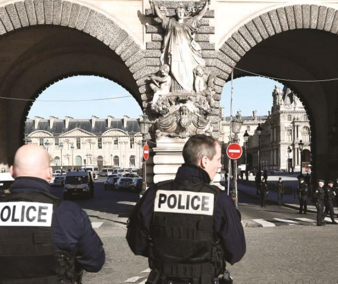שוטרים צרפתים