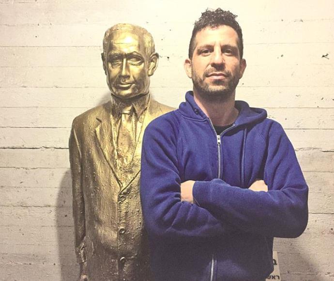 איתי זלאיט ופסל הזהב של נתניהו