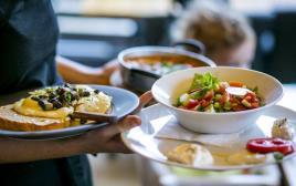 תפריט 2017 - מסעדת דלי אסיאתי