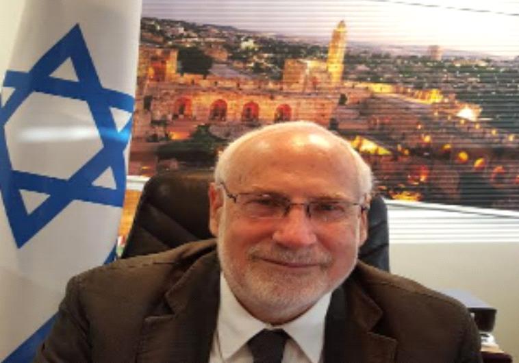שגריר ישראל באירלנד זאב בוקר